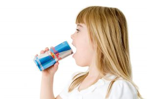 energy drinks and your kids