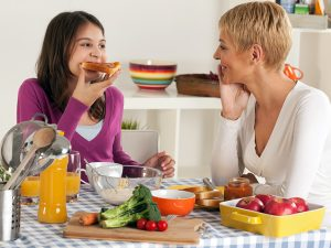 Nutrition & Exercise Needs For Teens