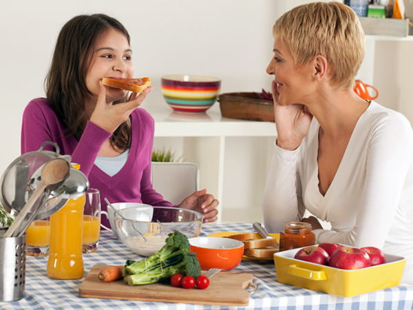 Nutrition & Exercise Needs For Teen… Image