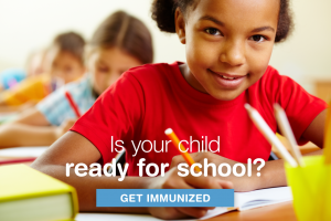 back to school vaccines