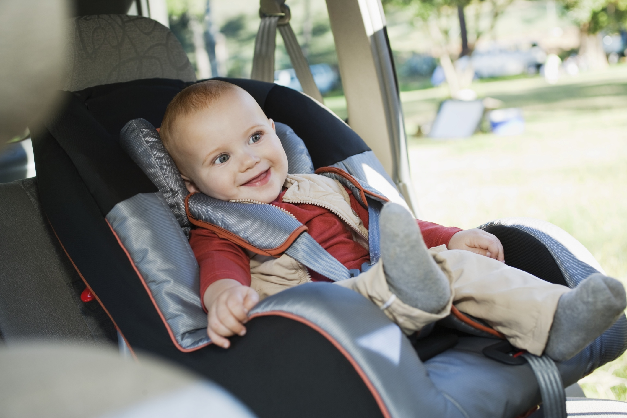 Keeping Kids Safe: Car Seat Safety and… Image
