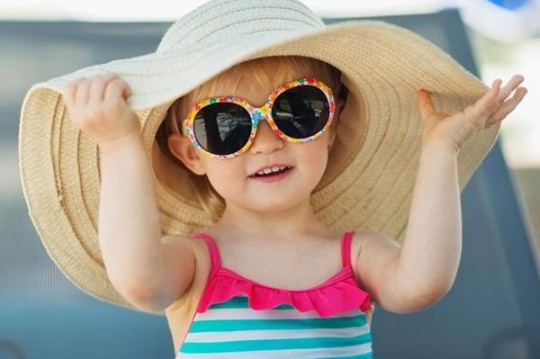 Summertime Sun Safety Image