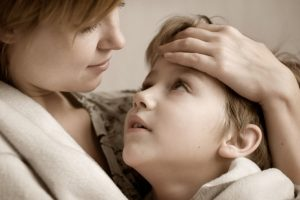 Stay Well When Your Kids Get Sick