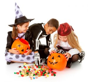 Keeping Kids Healthy and Safe this Halloween