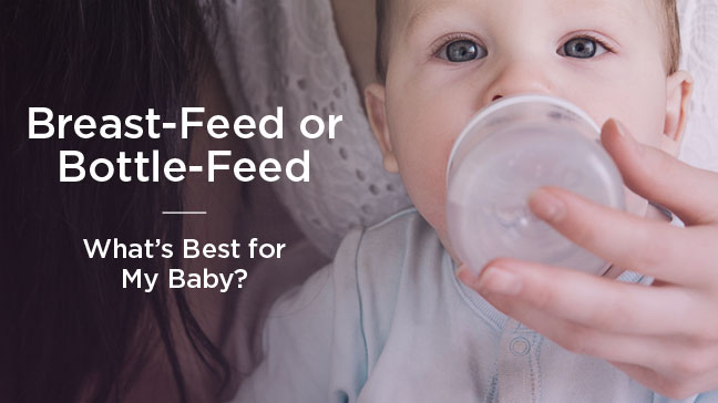 The Benefits of Breastfeeding vs. Bottl… Image